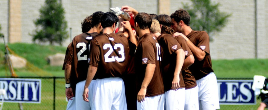Men's soccer: #Bonnies fall to Niagara in OT