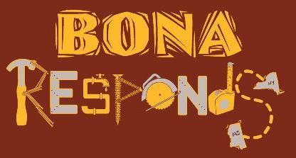 BonaResponds does its part in helpingout