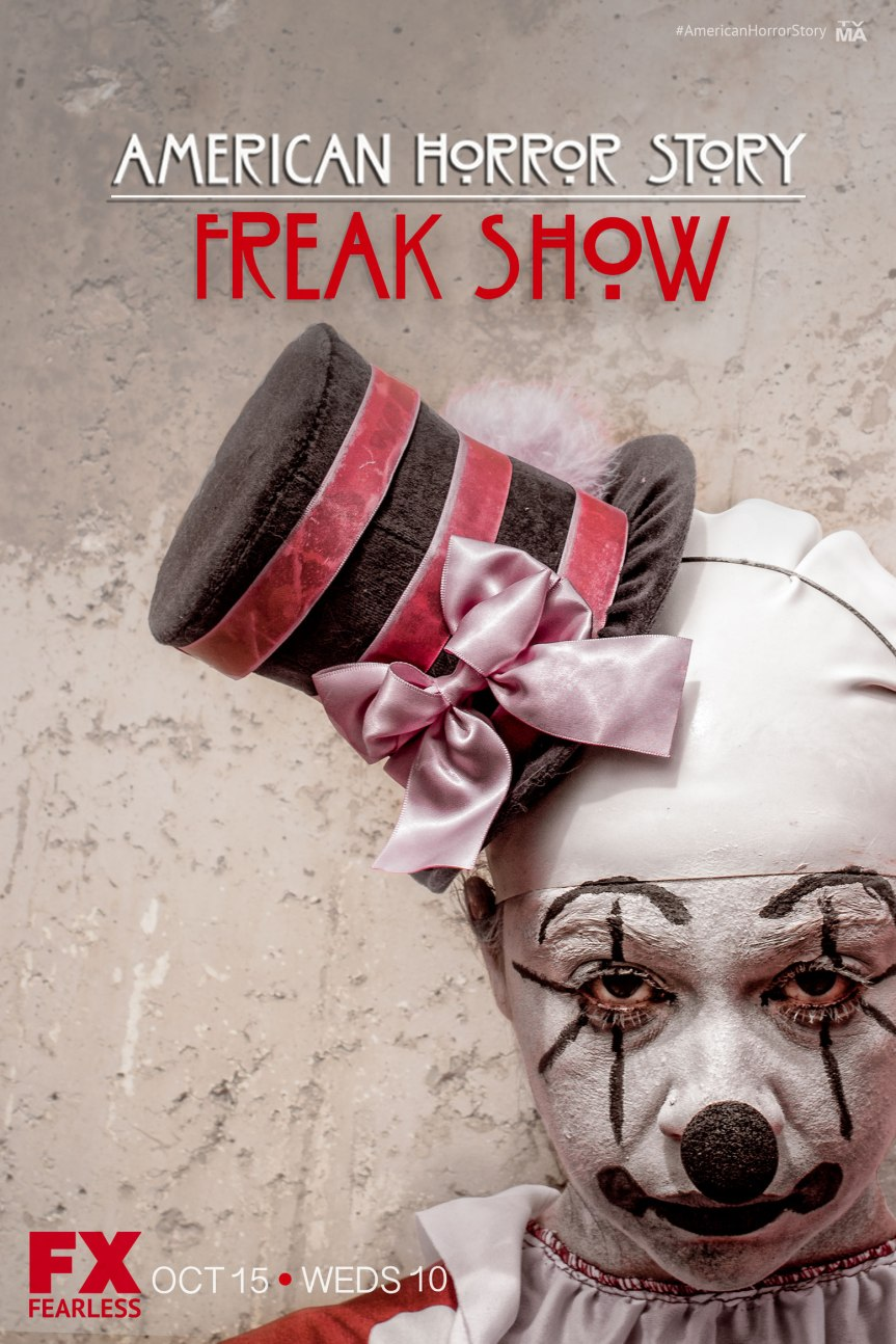 """""""American Horror Story: Freak Show""""Preview"""