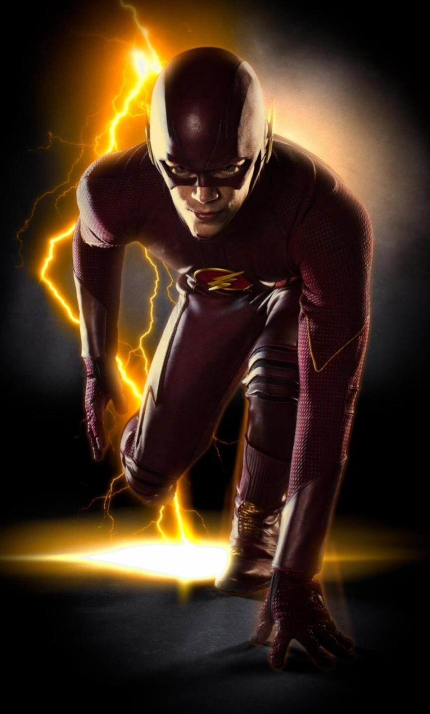 The Flash Speeds to Success