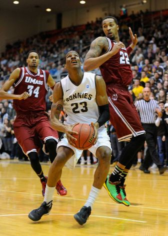 Men's basketball: Cumberbatch plans to step up as #Bonniesleader