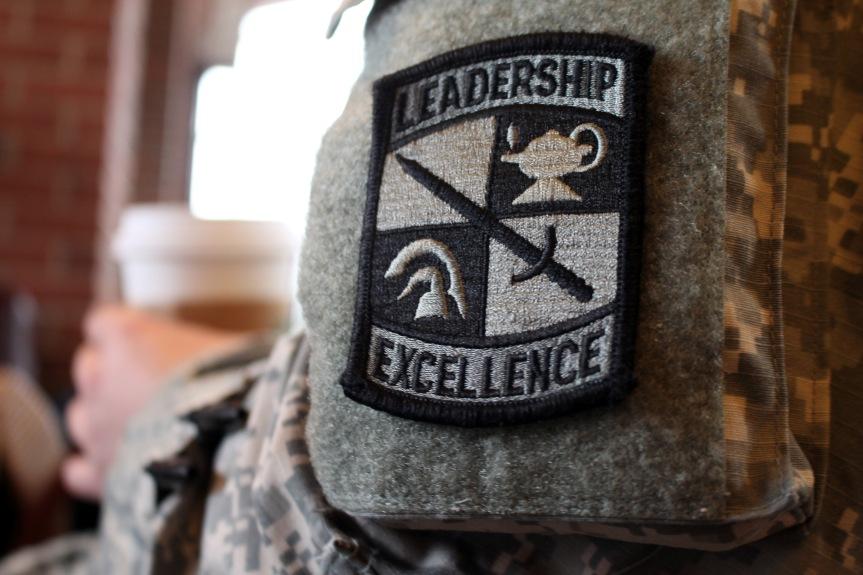 St. Bonaventure ROTC recap weekthree