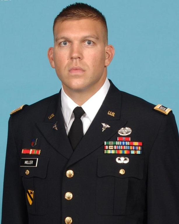 Major Patrick Miller remembers his ROTC days atBonaventure