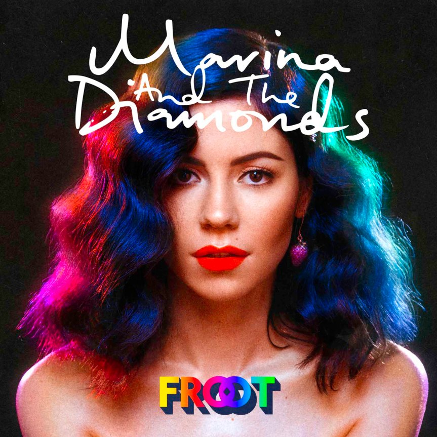 "Marina and the Diamonds: ""Froot"" Review"