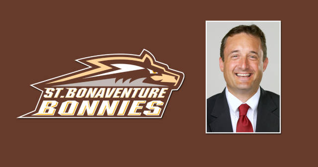 Kenney introduced as new Bonaventure Athletic Director