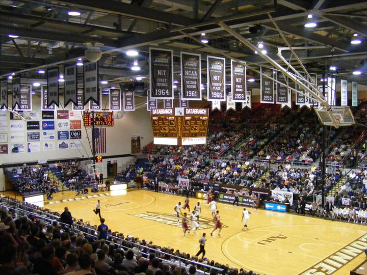 Atlantic 10 comments on Bona seating change