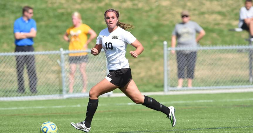 Women's soccer: Hill's overtime goal lifts Bona to first A-10 win