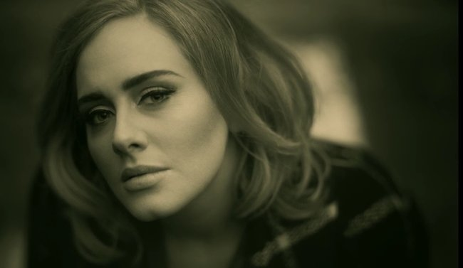 "Adele says ""Hello"" with first new song in three years"