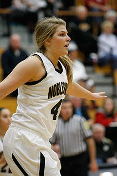 Women's basketball: Wood looks to have successful freshmanseason