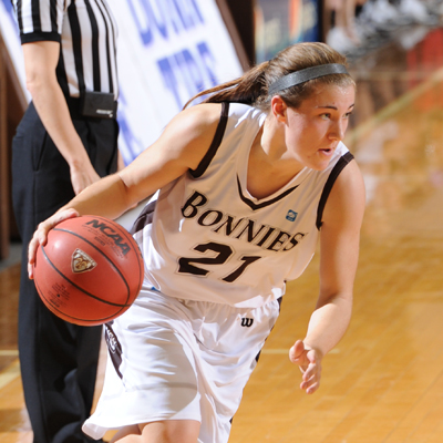 Women's basketball: Rueter looks to lead and be more consistent