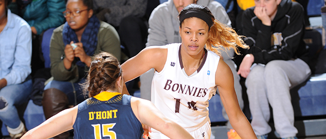 Women's basketball: Richmond has high hopes for Bonnies