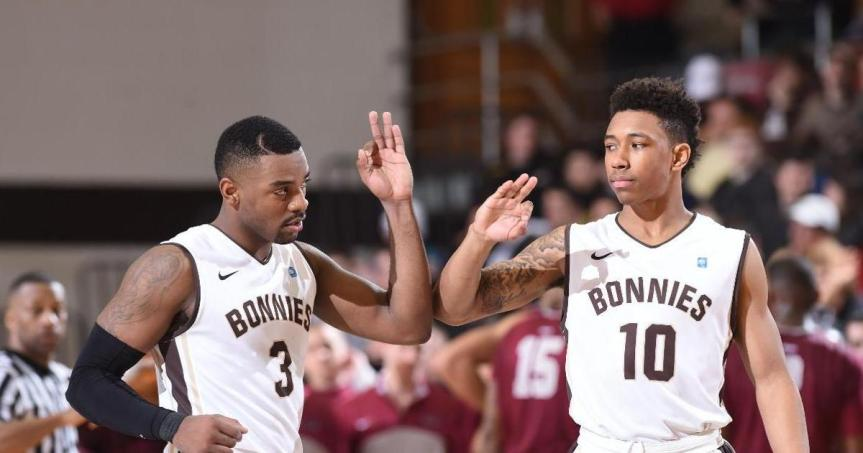 Men's basketball: The day the Bona backcourt was made