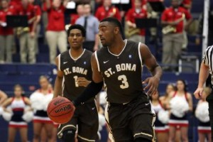 Men's basketball: Bonnies know not to overlook Greyhounds