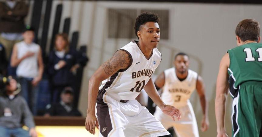 Men's basketball: Adams's three-point barrage guides Bonnies overVermont