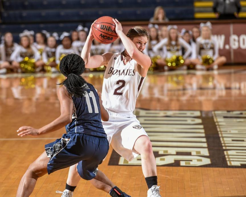 Women's basketball: Bonnies look to stay perfect in A-10 againstUMass