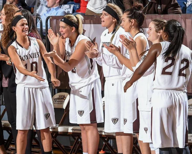 Women's basketball: Bonnies overcome Drummond's absence, win second straight