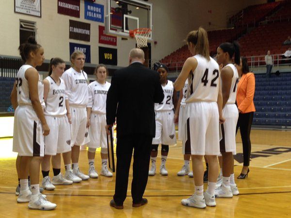 Women's basketball: Bonnies start challenging road trip at Dayton