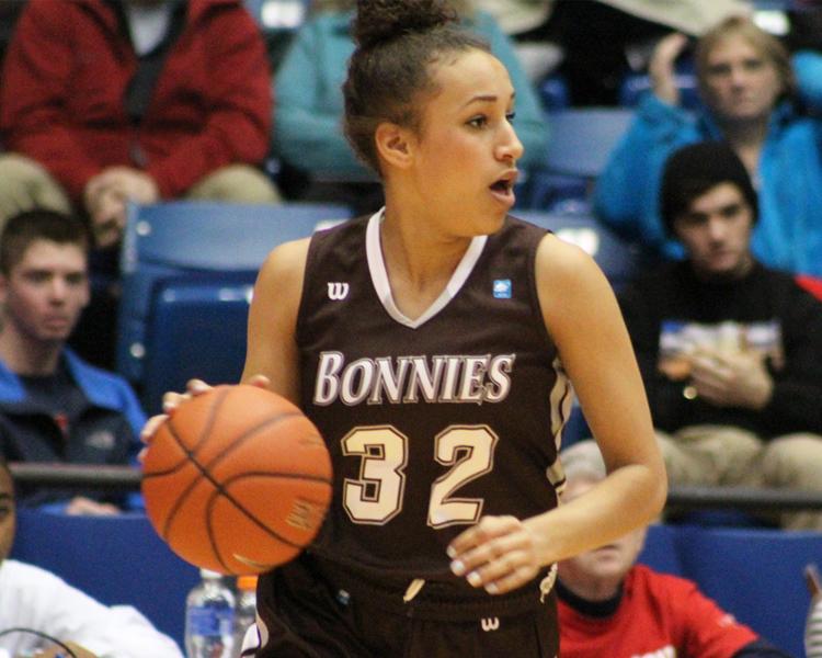 Women's basketball: Strength meets strength when Bonnies visitDuquesne