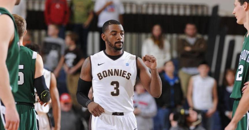 Men's basketball: With national attention building, Bonnies host RhodeIsland