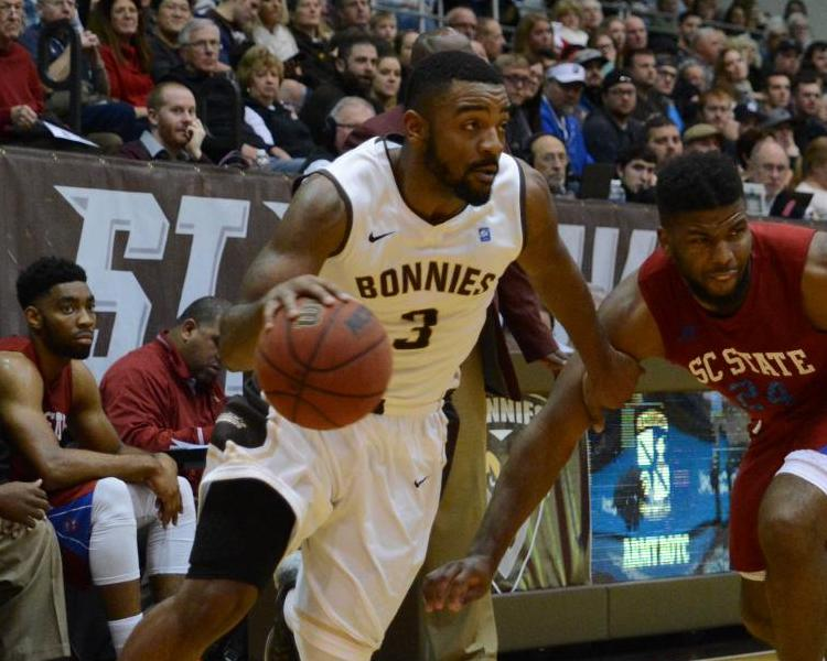 "Men's basketball: Bonnies in ""must-win"" zone against Richmond"