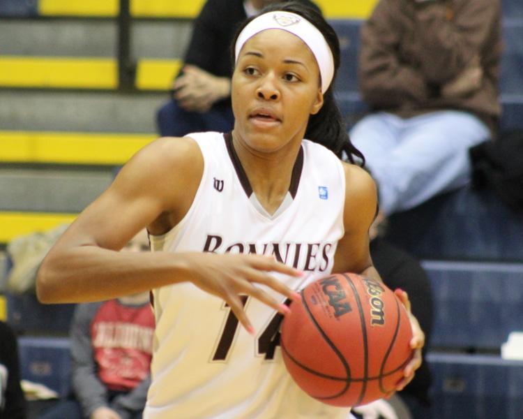 Women's basketball: After first loss since November, Bonnies hostHawks