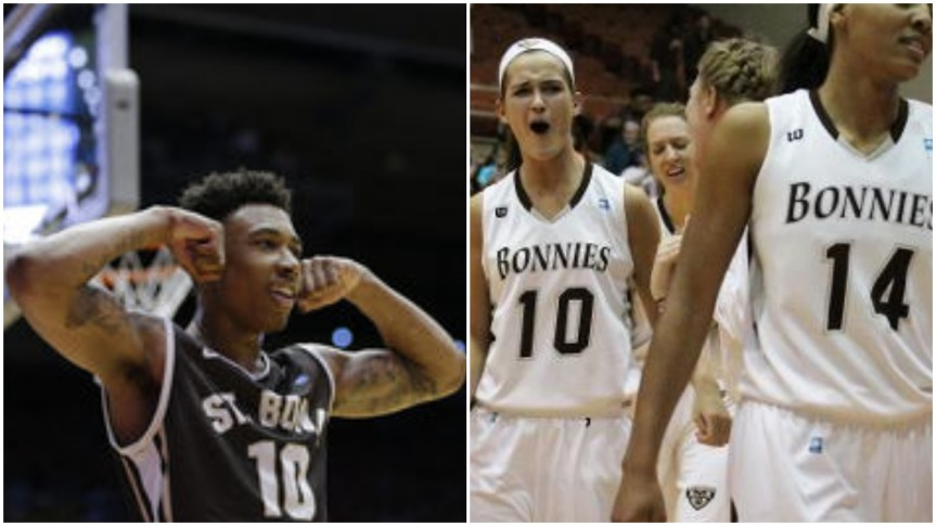 Bonnies Bracketology Update 2/22/16