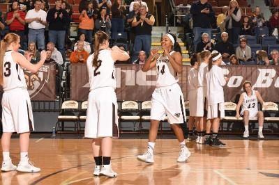 Women's basketball: Bonnies hope to bounce back in PinkGame