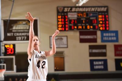 Women's basketball: Bonnies must bounce back in big way to knock off GeorgeWashington