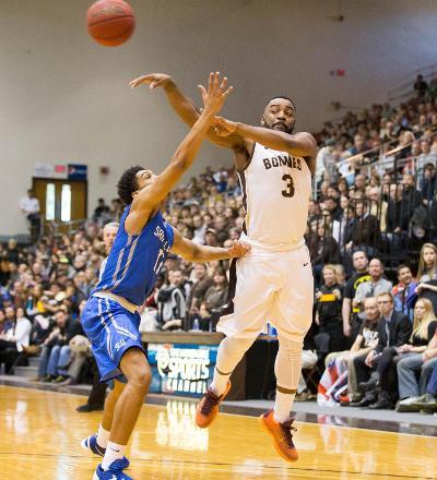 Men's basketball: Bona visits Saint Louis in regular seasonfinale