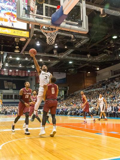 Men's basketball: Posley's 47-point performance powers Bonnies over Hawks