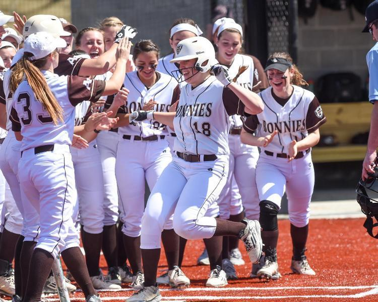 Softball: Bonnies show grit in tough series loss to UMass