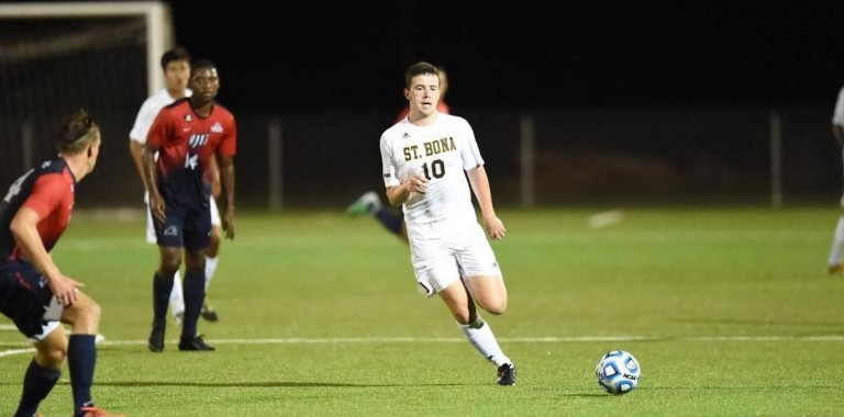 Men's soccer: Once again, Toland helps lead the pack