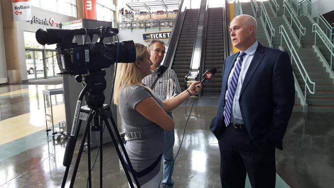 Basketball: Notes from Big 4 Media Day