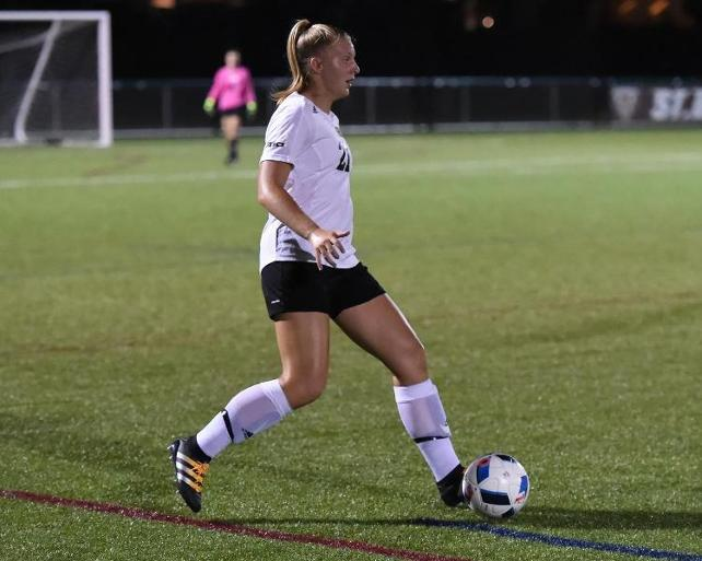 Women's soccer: Bonnies falter in 4-1 loss to Dukes