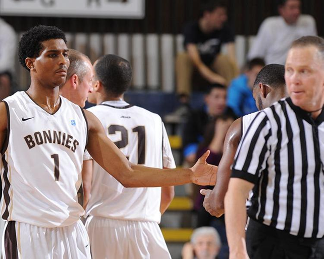 Men's basketball: Bonnies determined to reclaim FranciscanCup