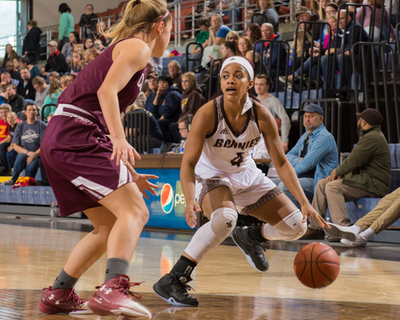 Women's basketball: Terry overcomes Flint water crisis to play forBonnies