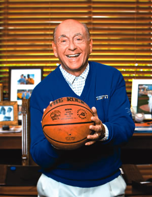 "Men's basketball: ""Dickie V"" talks Bonnies, Atlantic 10, NCAA"