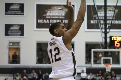 Men's basketball: Some uncertainty as Bonnies open conference play at UMass