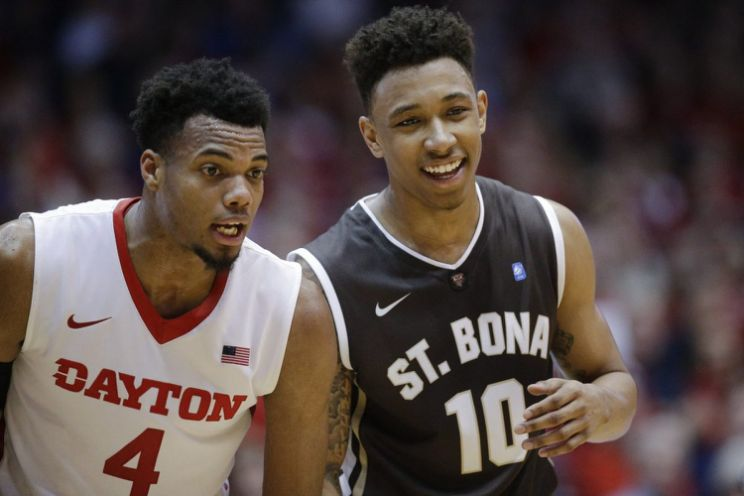 Men's basketball: Cooke or no Cooke, Bonnies in for battle withDayton