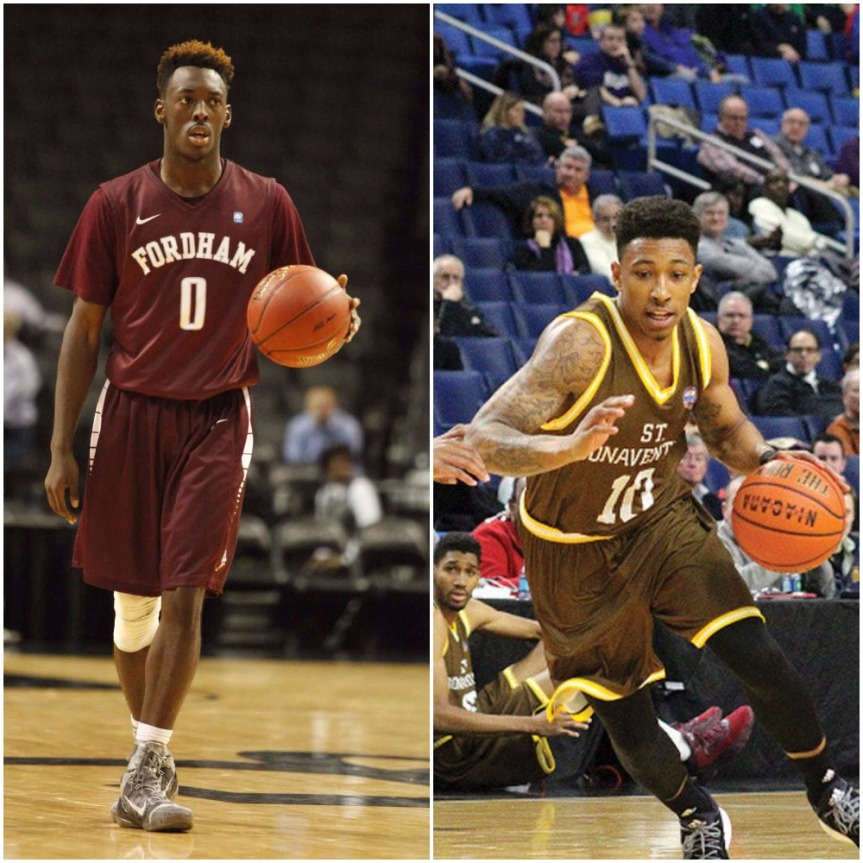 Men's basketball: Bonnies host Fordham in intriguing Rochestergame