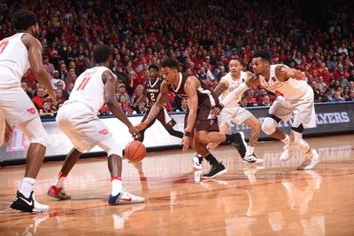 Men's basketball: Bonnies falter in final stretch, lose heartbreaker toDayton