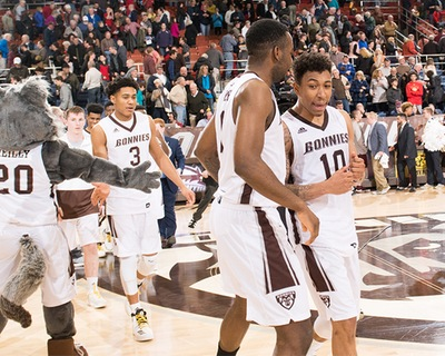 Men's basketball: To stay in top four race, Bonnies need win against LaSalle