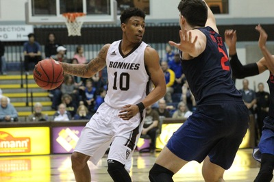 Men's basketball: Bonnies look for second straight win at UD Arena