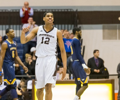 Men's basketball: Bonnies make statement in rout of LaSalle