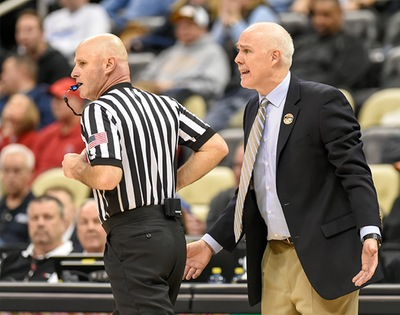 Men's basketball: Rhody big men prove too much for Bonnies in A-10quarterfinal