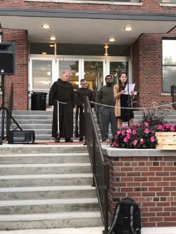 Bonaventure community takes stand against DACAdecision
