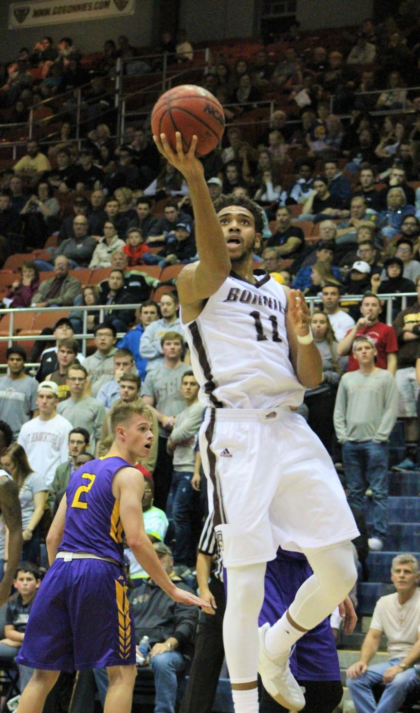 Reaction: Stockard-led Bonnies embrace adversity, stun undefeated Maryland