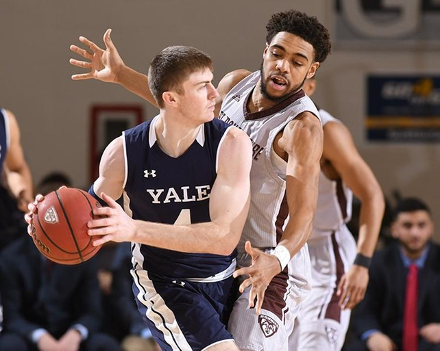 Bonnies powers through over Yale 75-67