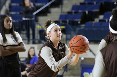 Calabrese's Career Day Guides Bonnies Past Rams81-70