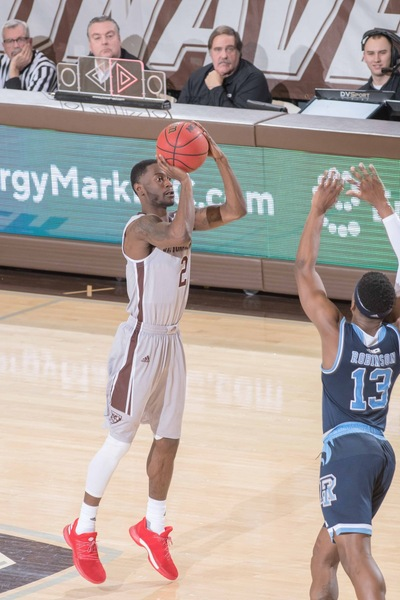 Bonnies Capitalize on Senior Night with Win Over Duquesne73-67
